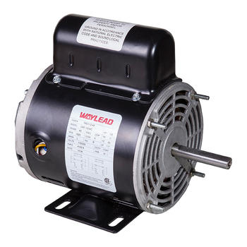 48 Frame Dripproof Single-Phase Motor