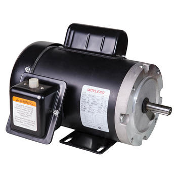 Totally Enclosed Single-Phase Capacitor Run Motor